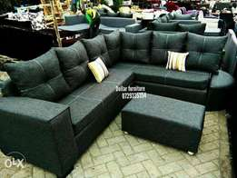 Fresh ready corner sofa on offer free delivery