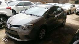 Tokunbo 2016 Toyota Corolla Limited edition *USA direct*