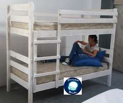 *Free Delivery* DOUBLE BUNK Bed with QUALITY Mattresses