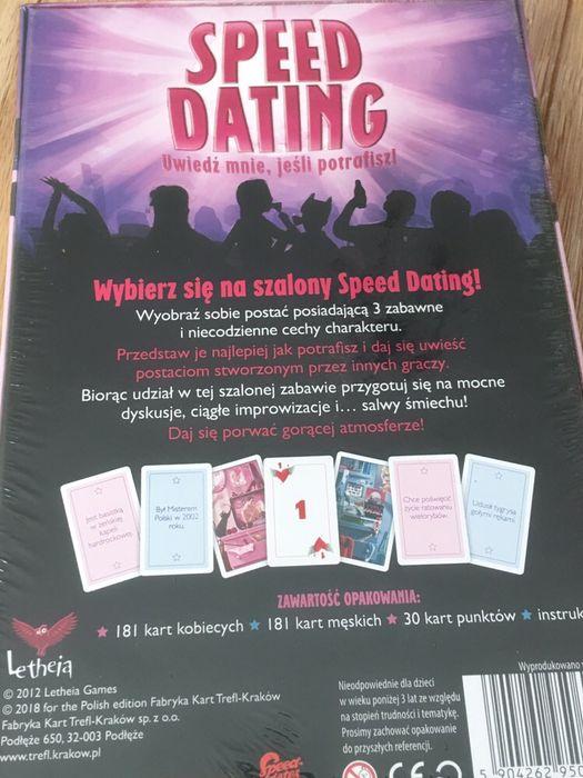 Spped dating krakov