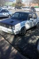 Vw golf 1with1.8 to swop or for sale