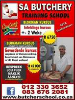 SA Butchery School 6 Months Course