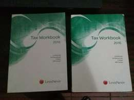 Tax Workbook 2016