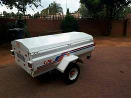Trailer for your Luggage,In new condition