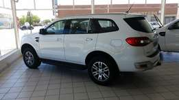 2017 New Ford Everest 2.2 tdci xlt auto