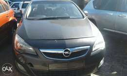2014 Opel Astra Turbo for sale.