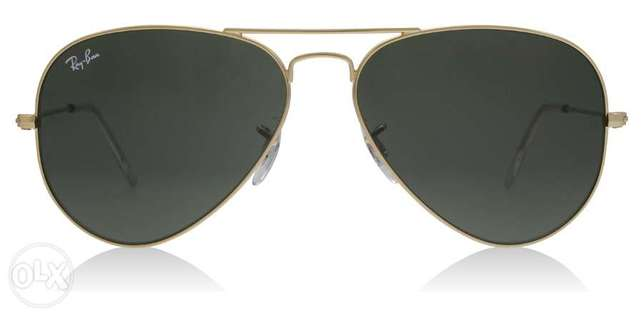 Ray-Ban Unisex RB3025 Original Aviator 62mm Kileleshwa - image 1