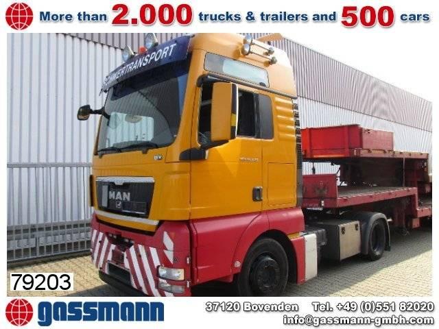 MAN tgx 18.440 lls 4x2 lowliner - 2011