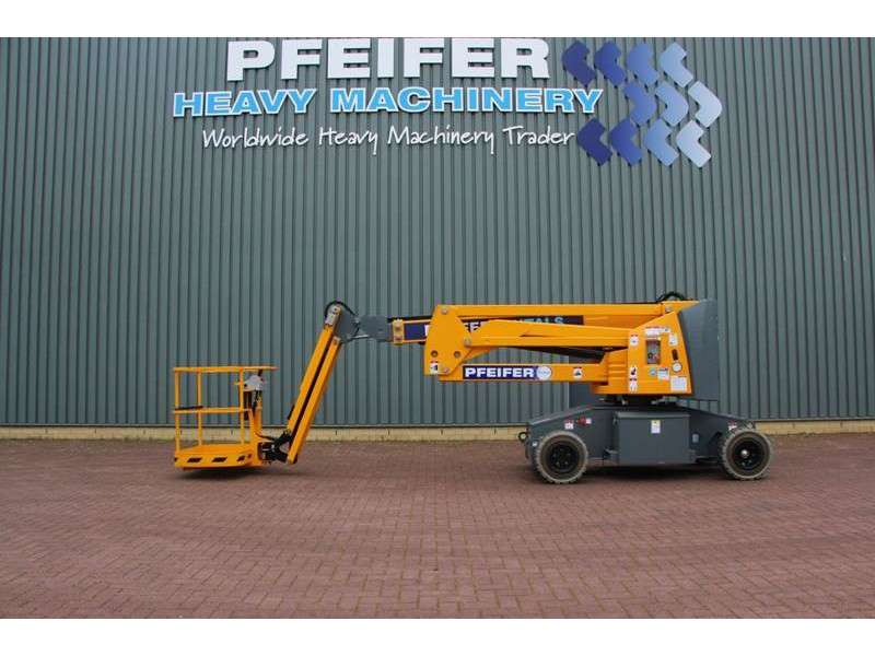 Haulotte HA15IP NEW / UNUSED, 14.87 m Working Height, Also - 2018