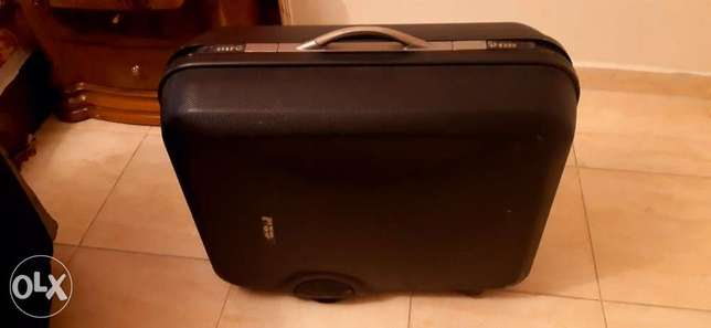 Samsonite hard case luggage large size