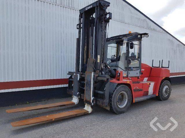 Kalmar DCE150-12 counterbalanced forklift (diesel) - 06