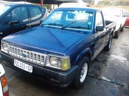 1989 Ford Courier 2.0 Single Cab