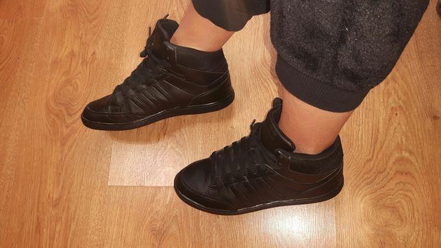 Buty sportowe adidas za kostke do kostki sneakers trampki