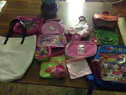 Miscellaneous kids clothes and accessories