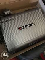 Powerbass competition grade amp