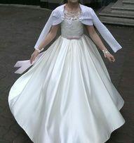 Дам на прокат гарнезне плаття на Перше Причастя ac61216188693