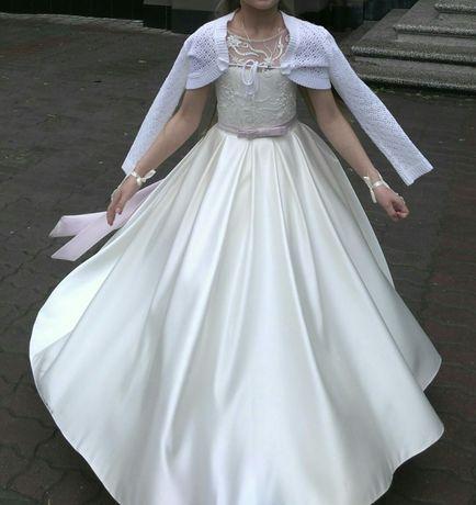 Дам на прокат гарнезне плаття на Перше Причастя f296777633bdb