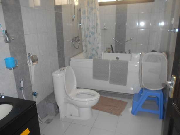 A 4 bed roomed apartment 2 en suite in Kizingo Mombasa County. Ganjoni - image 6