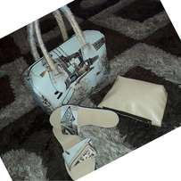 Cute handbags with matching shoes