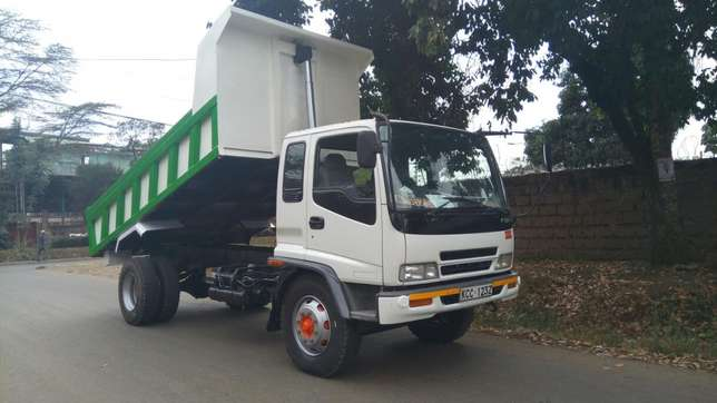 ISUZU FSR KCC TIPA,very clean and in perfect condition!! Parklands - image 2