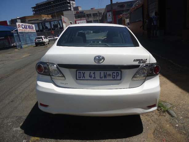 2015 Toyota Corolla Quest 1.6 Available for Sale Johannesburg - image 4