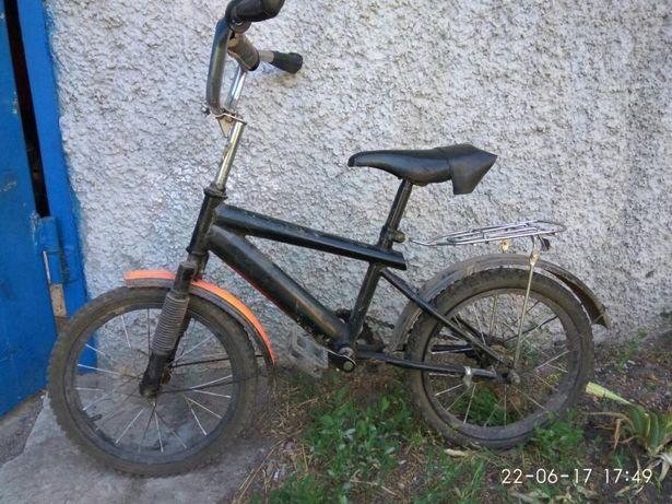 Детский велосипед 4-7 лет  350 грн. - Дитячий транспорт Харків на Olx 6ddceb7e654dd