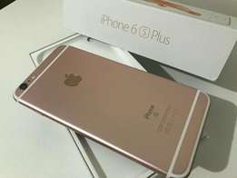 Apple iphone 6splus rose gold 16gb brand new in box can meet in istore