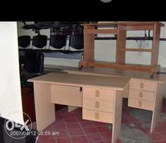 Cherry Quality Office Table (new)