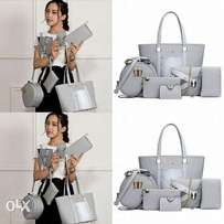 6set Women Handbag