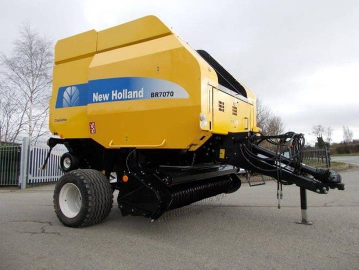 New Holland br7070 - 2009