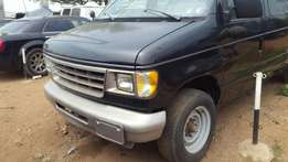 Very clean Ford Econline van 2001