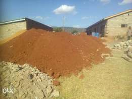 Red soil for sell