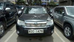 Subaru Forester KCC Black