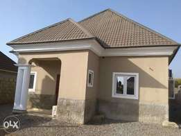 4bedroom bungalow for quick sale at Lokogoma.
