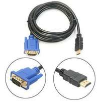 HDMI TO VGA 1080P switching line HDMI TO VGA connection line HDMI TO V
