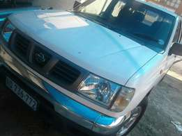 2003 Nissan hardbody 3.2 diesel with canopy for sale