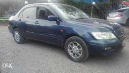 mitsubishi lancer saloon 1500cc kbj 2003 super clean auto buy n drive