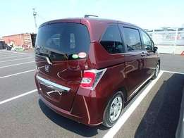 Honda freed 2010model