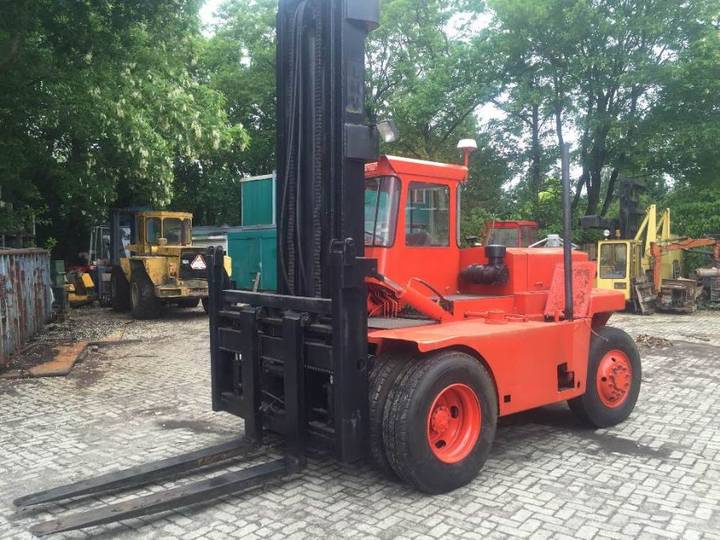 LMV 10 ton - 1980