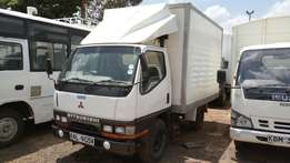 Very clean mitsubishi canter single 98 model choice of two
