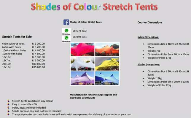Stretch Tents East Rand - image 1