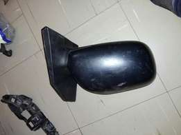Right door elect mirror for toyota corolla bubble /runx shape for sale