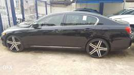 Lexus gs300 for sale tokunbo