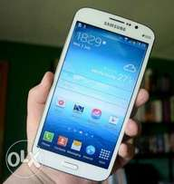 Samsung Galaxy Mega Duos 6inch 13mp camera 8gb internal 2gb ram
