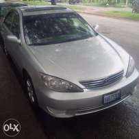 Few Months Nigerian Used Toyota Camry, 2005/06, Full-Option, Very OK..
