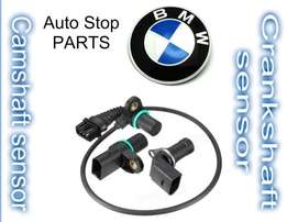 Camshaft position sensor and Crankshaft sensor for Bmw now in stock