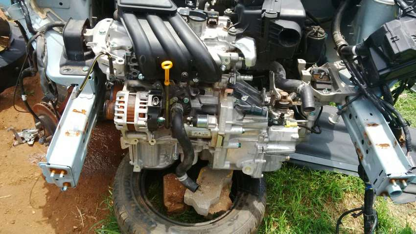 Datsun Go HR1.2 Engine - Car Parts & Accessories ...