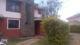 4 bedrooms to let in kiambu Rd