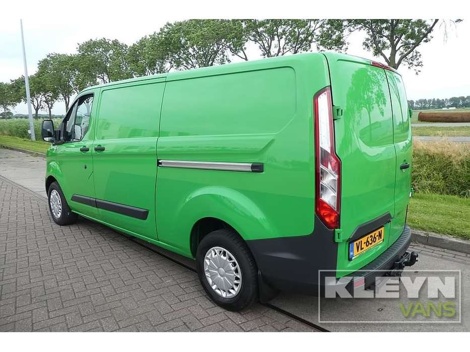 Ford TRANSIT 2 2 TD 290 L lang, airco, 2x zijd - 2015 for sale | Tradus