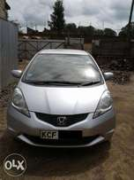 Honda Fit KCF new shape